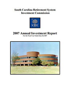 2007 RSIC Annual Investment Report