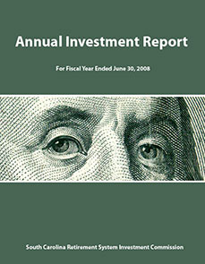 2008 RSIC Annual Investment Report
