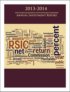 2014 RSIC Annual Investment Report